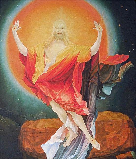 K 252 Nstler Kopien Kopie Nach Mathias Gr 252 Newald Auferstehung